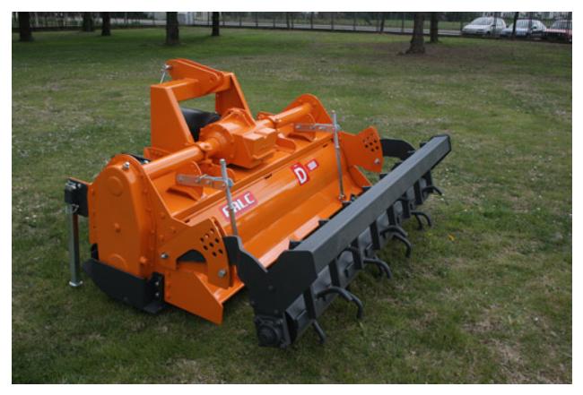 FALC Fresa D2300 Rotary Tiller  |  Suit 60 – 100hp Tractors full