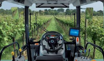 LANDINI REX 4-090V CAB TRACTOR – VINEYARD NARROW VERSION full