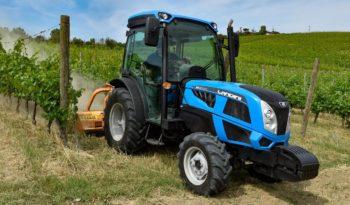 NEW Landini Rex 4 DT90V Narrow 4WD Cab Tractor full
