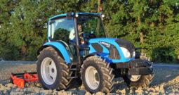 LANDINI 4-090 CAB TRACTOR